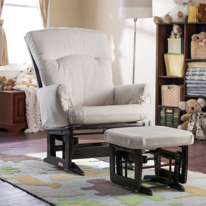 Reviewing The Best Nursery Chairs Of